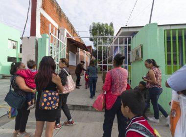 Realizará CNTE encuesta nacional para regreso a clases presenciales