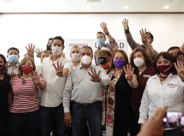 cuarta transformación Michoacán Morón