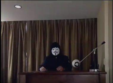 Advierte Anonymous de ataque ruso al INE el 6 de junio