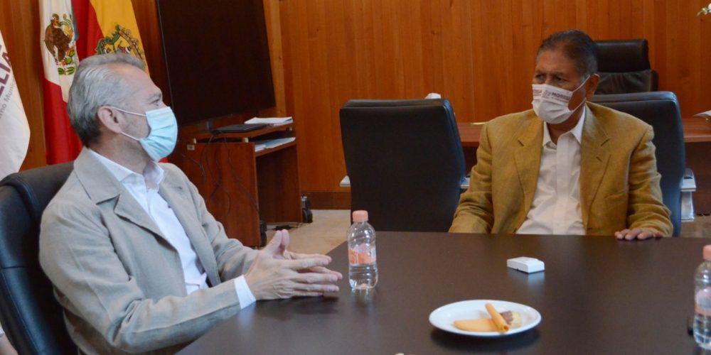 Ayuntamiento analiza apertura del Estadio Morelos