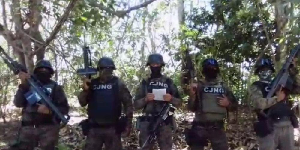 Sedena replegó CJNG Michoacán