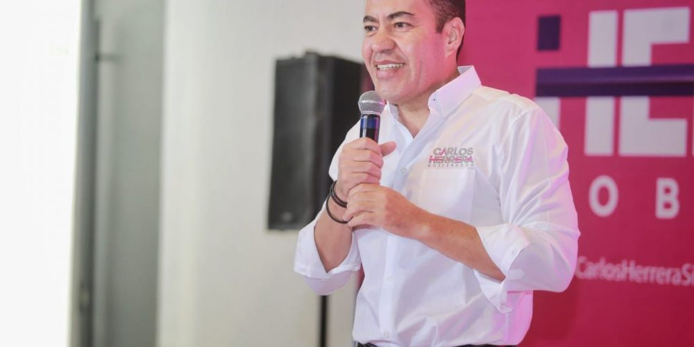 Compromete Carlos Herrera centros gratuitos para tratar insuficiencia renal