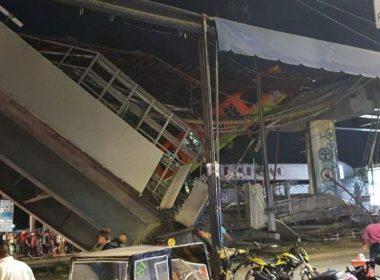 Empresa de Noruega hará peritaje a accidente en Línea 12 del Metro