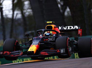 Finaliza Checo Pérez en cuarto lugar en Portugal