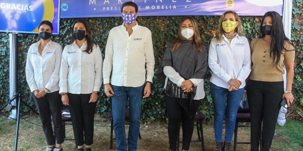 Morelia ciudad segura mujeres