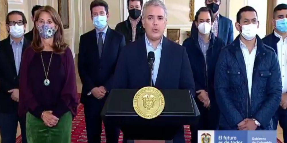 Piden retirar proyecto de reforma tributaria en Colombia