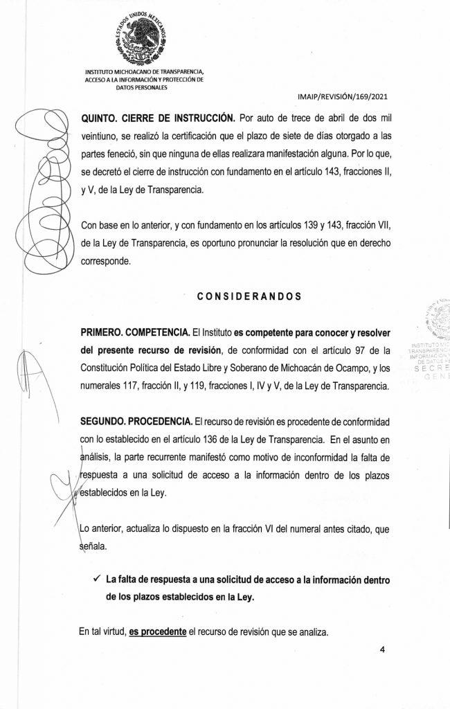 Jesús Mora escondió información