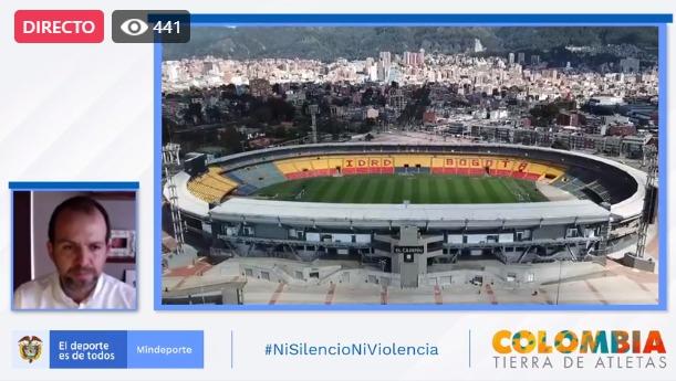 Ratifican a Colombia sede de Copa América