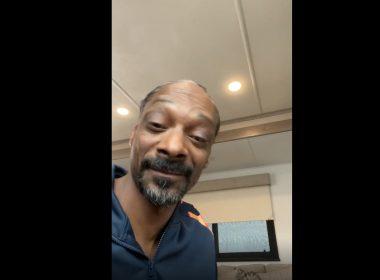 porro Chalino Sánchez festeja Snoop Dogg