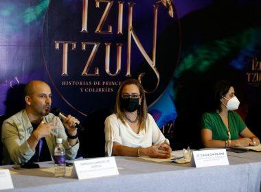 """6 mdp costó al estado, montar """"Tzintzun"""" en el teatro Matamoros"""