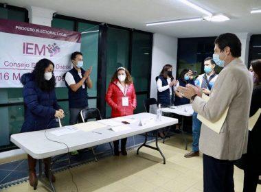 Agradece Alfonso Martínez esfuerzo institucional del IEM