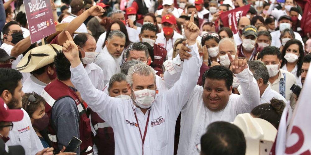 Ratifican Bedolla gobernador Michoacán