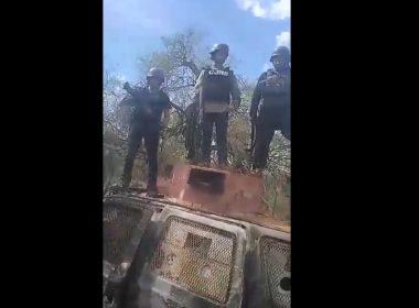 CJNG sicarios incinerados Cárteles Unidos