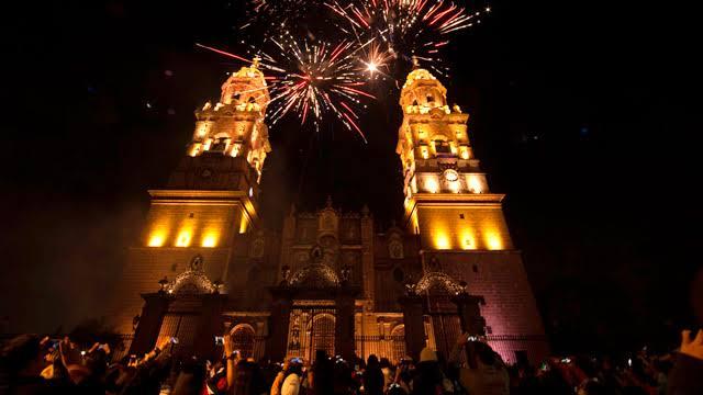 Encendido de Catedral y Videomaping, aún sin fecha de retorno pese a bandera verde en Morelia