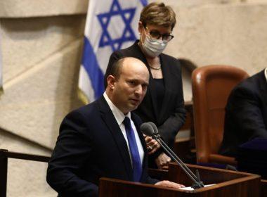 Jura Naftali Bennett como nuevo primer ministro de Israel