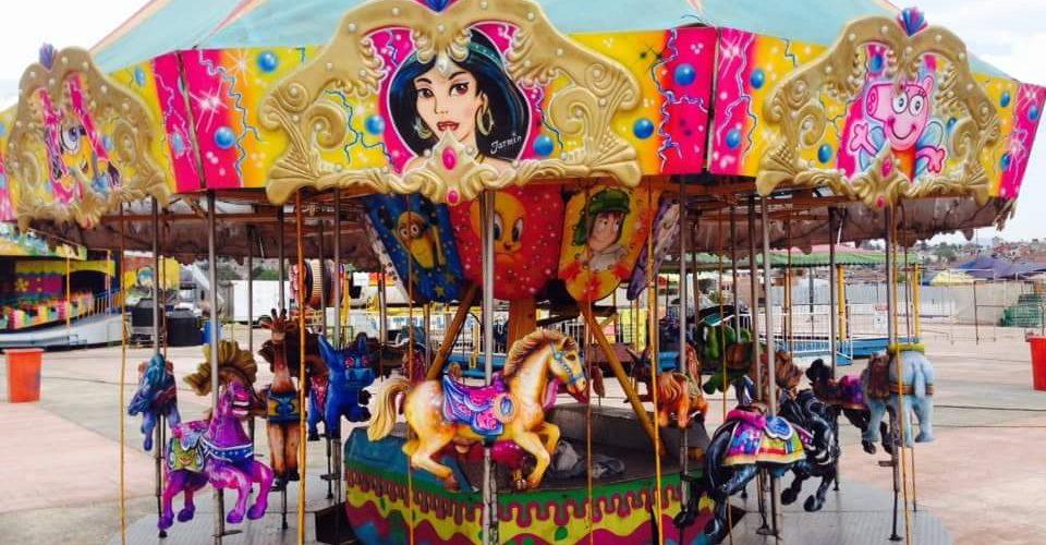 Morelianos molestos por instalación de feria en deportivo Bicentenario