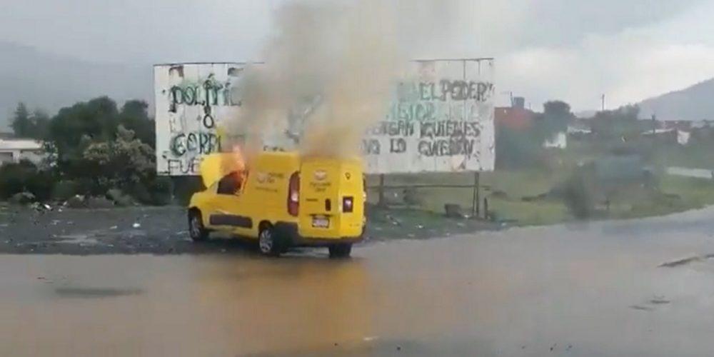 Por seguridad atrae IEM paquetes distritales de Nahuatzen y Angangueo