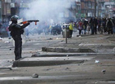 Promete Colombia investigar homicidios ocurridos en protestas