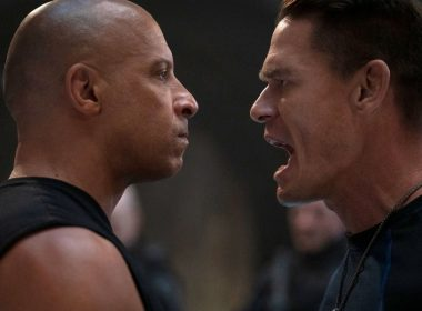 Rápidos y furiosos John Cena
