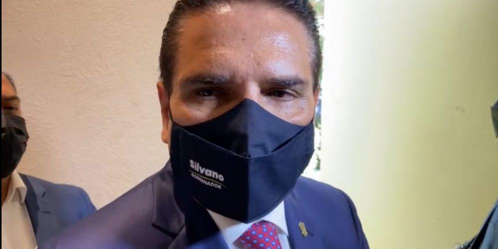 """Reconoce Silvano """"problemas"""" de inseguridad durante jornada electoral"""