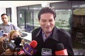 Refrenda Alfonso Martínez, confianza en órganos electorales