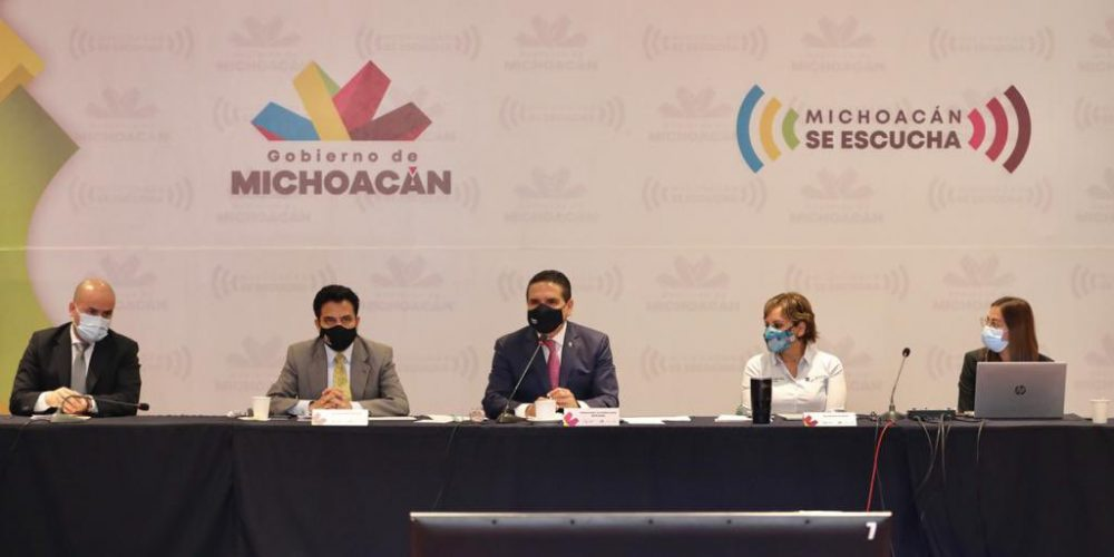 clases presenciales Michoacán ciclo escolar