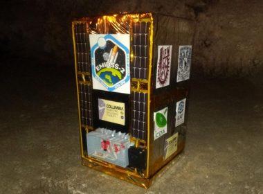 Sistema satelital de la UNAM es probado por la NASA
