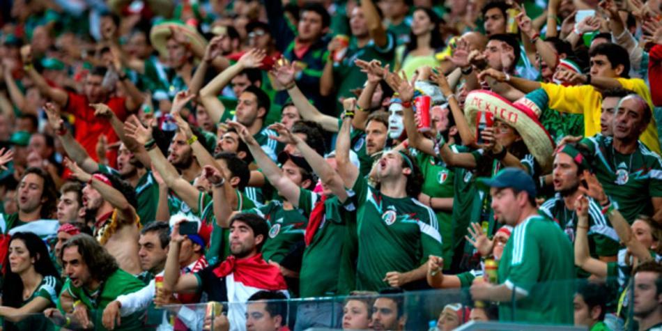 grito homofóbico Selección Mexicana sancionada