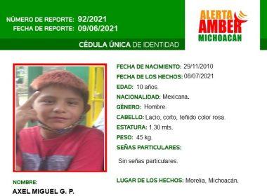 Activan alerta amber en Michoacán por Axel Miguel G.P.