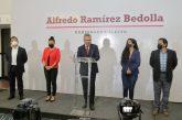 Bedolla reconoce rector UMSNH