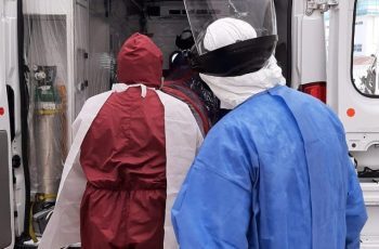 Continúa incremento en ocupación hospitalaria por Covid en Michoacán