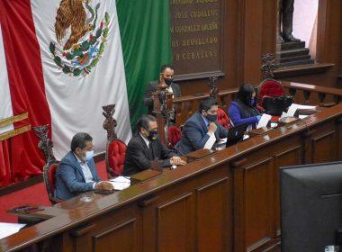 Diputados locales aprueban diversas reformas al Código Electoral del Estado