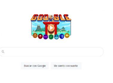 Google celebra Tokio 2020 con videojuego