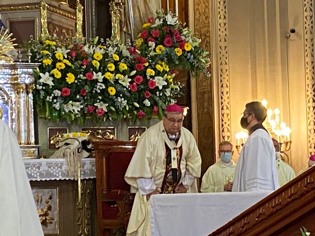 Inseguridad es contrario a la voluntad de Dios Arzobispo