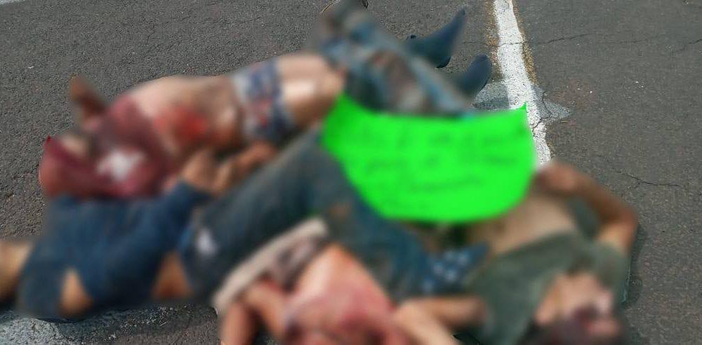 Localizan cuatro cadáveres en Buenavista Tomatlán