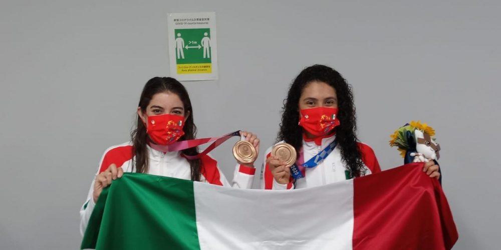 México logra el bronce en clavados sincronizados