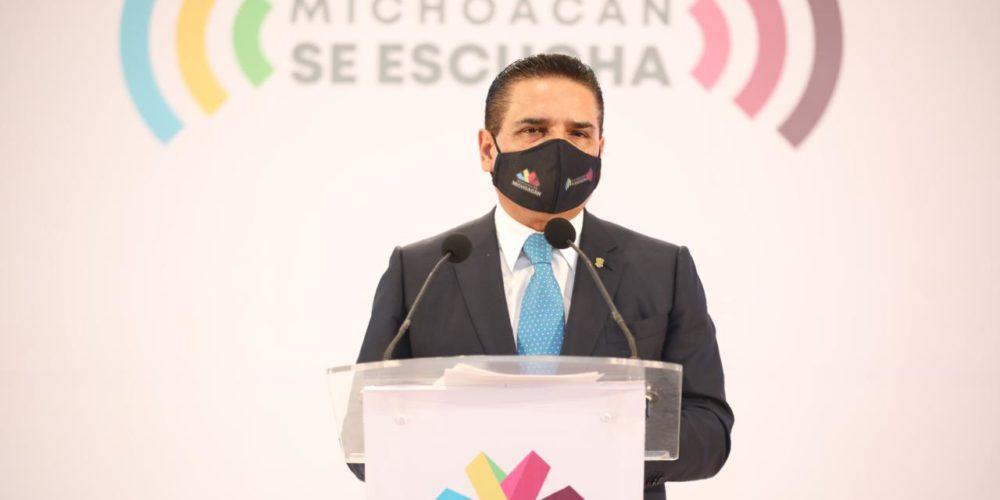 Michoacán hará frente ante sepas Delta, Alfa y Gama Silvano
