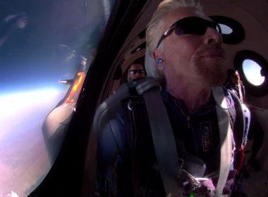 Multimillonario abre puerta al turismo espacial