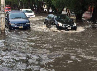 Por inundaciones, SUOP destaca necesidad de obra en García del León