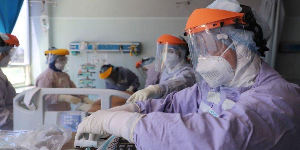 Registra México más de seis mil contagios en últimas 24 hrs