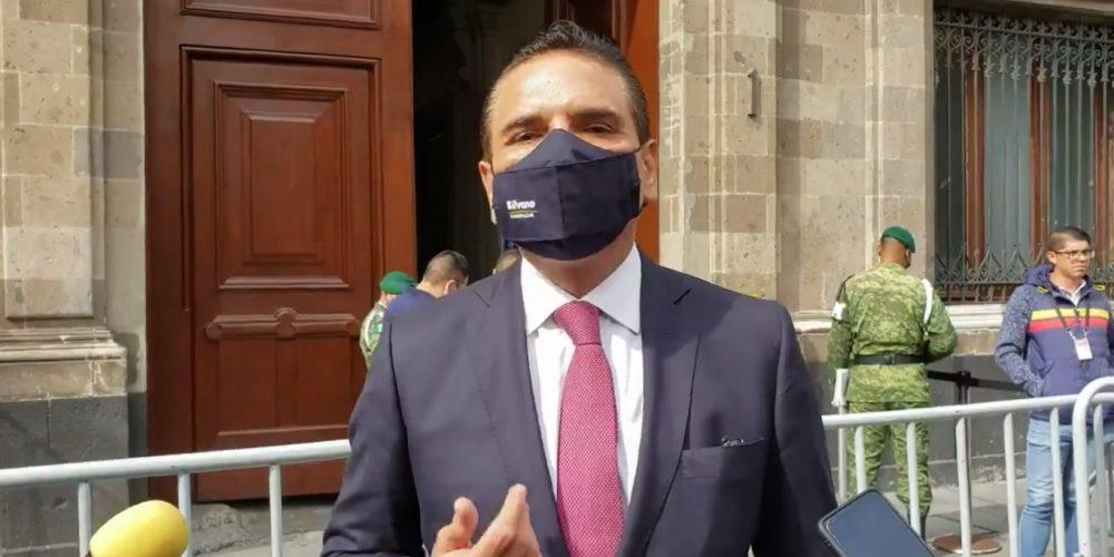 Silvano gira extranjero narco elección
