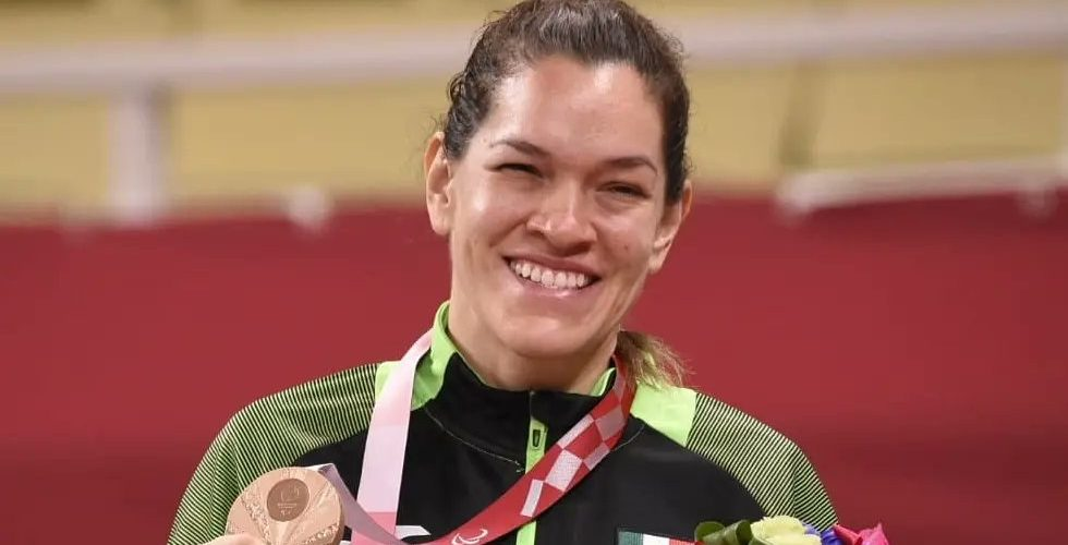 Suma México medalla de bronce en Paralímpicos de Tokio 2020