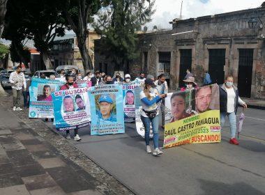 personas desaparecidas en Michoacán
