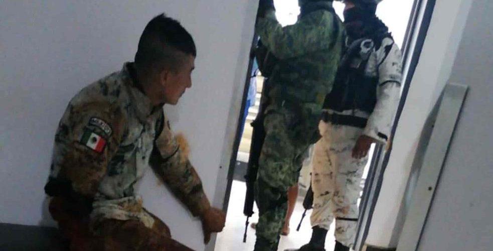 3 lesionados tras enfrentamiento de la GN contra el CJNG en Tepalcatepec