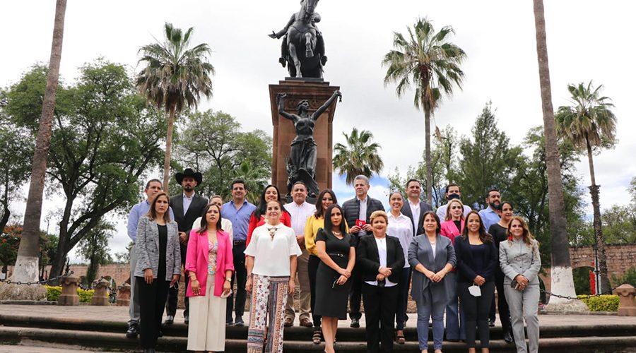 Atentado contra el Estado de Derecho en Michoacán, impedir instalación de la LXXV Legislatura