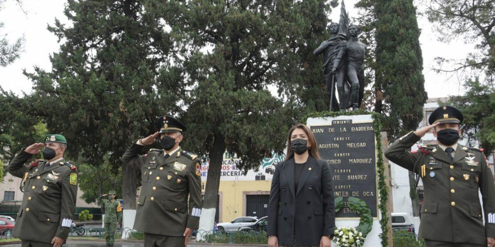 Ayuntamiento de Morelia conmemora