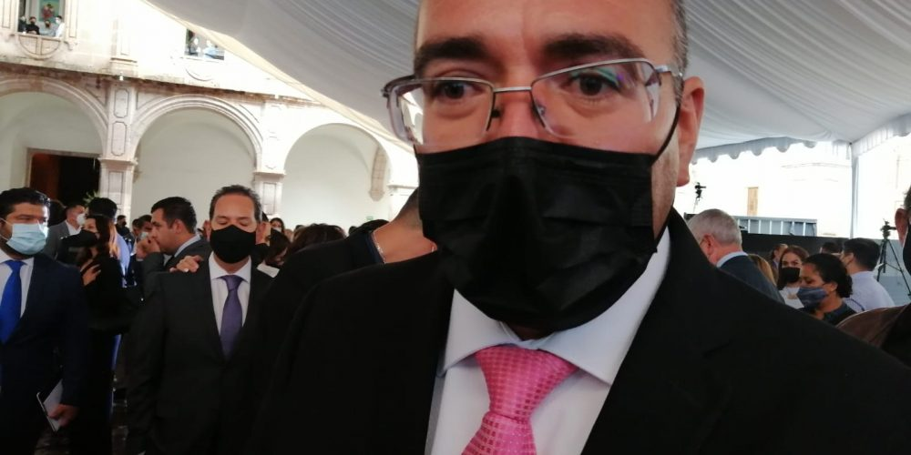 Bacheo en Morelia tema de prioridad: SUOP