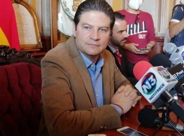 Buscará Alfonso Martínez que Morelia sea de los municipios más transparentes en Michoacán