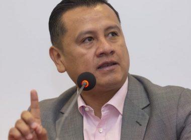Equipo por Michoacán desesperados porque se caiga elección Carlos Torres