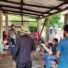 Fanny Arreola se reúne con la Unión de Veladores Los Pajaritos